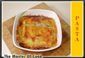 Lasagnetta con fave fresce
