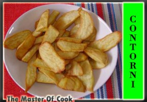 Patate americane fritte