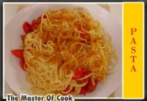 Noodles con bottarga