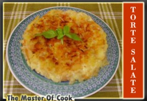 Tortino semplice di patate