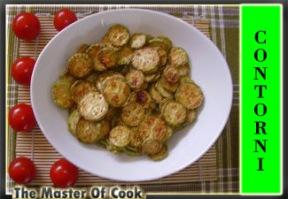 Monetine di zucchine fritte