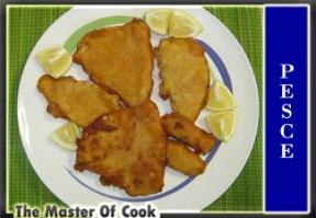 Pesce spada fritto