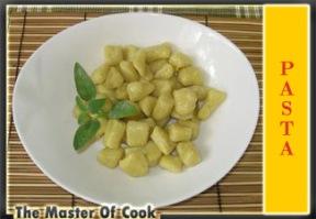 Gnocchi di batata burro