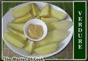 Patate americane al vapore the master of cook - Cucinare patate americane ...