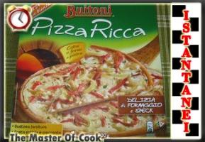 Pizza ricca speck1