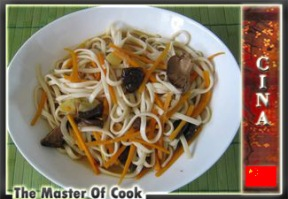 Noodles con vedura in brodo piccante the master of cook for Cucinare noodles