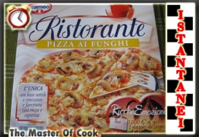 Pizza ristorante funghi1
