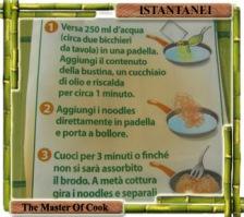 Noodles al curry buitoni5