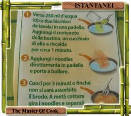 Noodles al curry buitoni 5