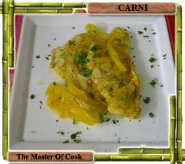 Scaloppine al curry