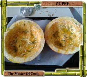 Zuppa di zucca arrosto2