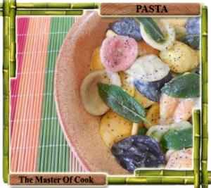 Orecchiette burro salvia e parmigiano