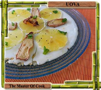 Bianca morbida, limone vaniglia e zenzero