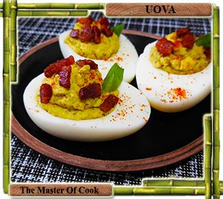 uova-ripiene-di-broccoli-con-pancetta-croccante
